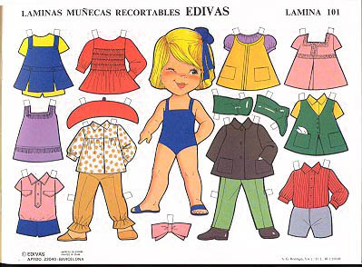 ALGUNAS DE LAS FOTOS (7). Las muñecas recotables (mariquititas)